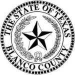 Blanco County Seal