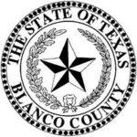 Blanco County Seal