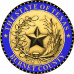 Burnet County Seal Emblem