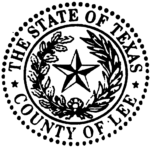 Lee County Seal