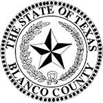 blanco county logo