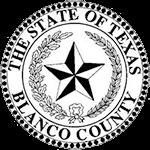 blanco county logo
