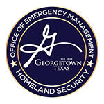 Georgetown Emergency Management seal