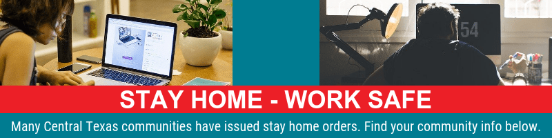 Stay Home - Work Safe